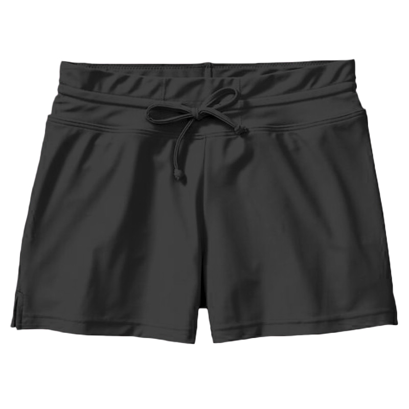 Women Shorts Solid Color Casual Short Pant for Swimming Running Sports WHShopping