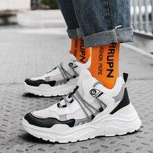 Hip Pop Sneakers Male Casual Shoes Men Fashion Comfortable B