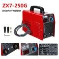 ZX7-250G IGBT портативный 200AMP 60 Вт сварочный инверторный аппарат дуговой сварки для DIY сварочных работ и электрических работ