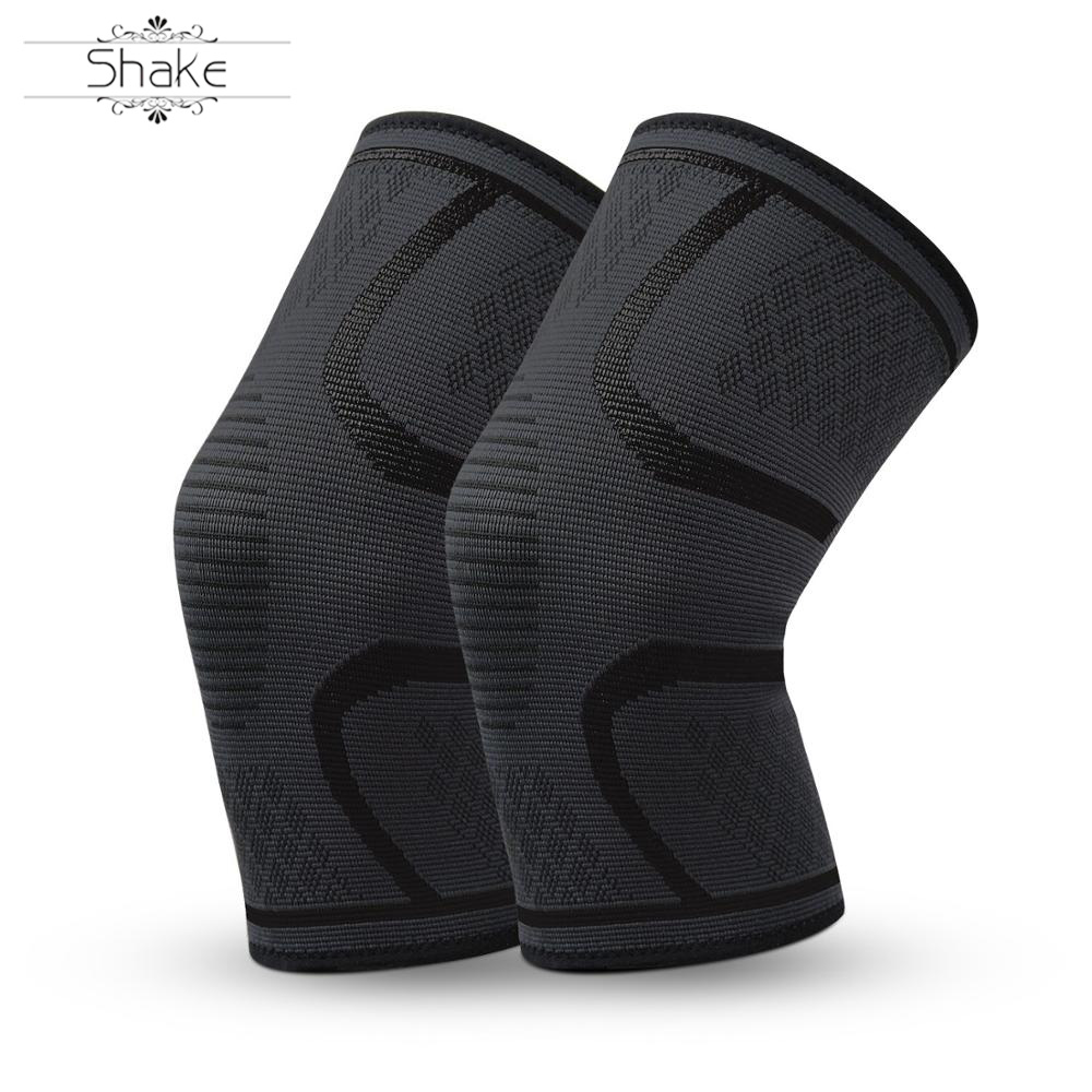 HEHE Compression Knee Pad With Strap For Best Support&Pain Relief For Meniscus Tear Arthritis Running Basketball Fitness Unisex