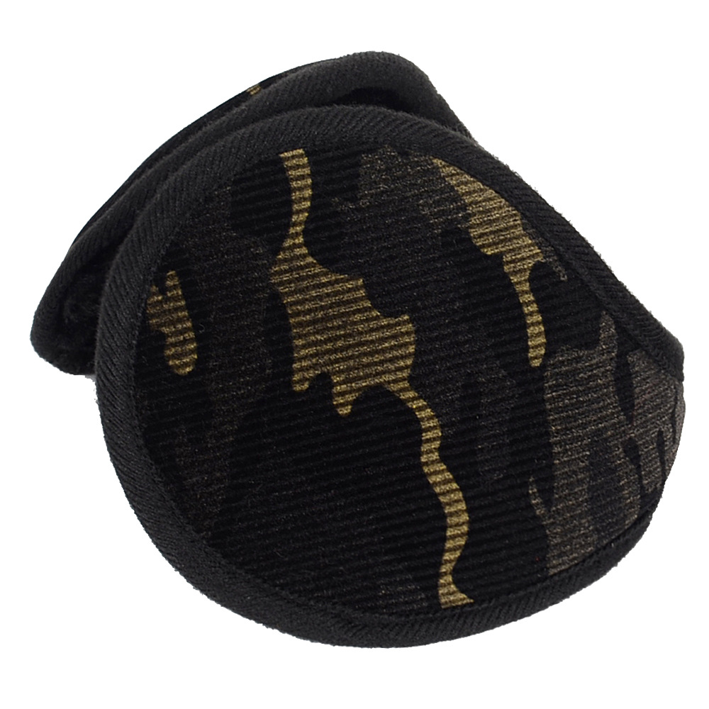Fashion Camo Earmuffs Man Winter Warm Earphones Earmuffs Fur Ear Cover Warmers Protection Winter Accessories Mens Ear Muffs