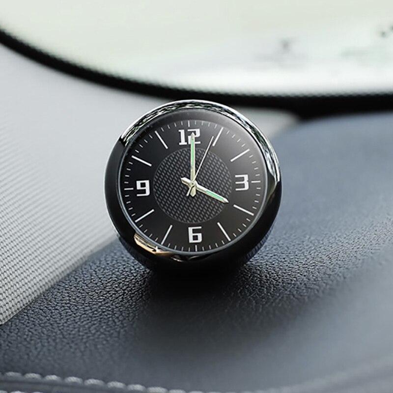 Relógio de pulso do carro modificado decoração interior ornamentos para land rover discovery deus aurora range rover estrela discovery 5