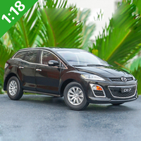 High Meticulous 1:18 MAZDA CX 7 SUV Alloy Model Car Static Metal Model Vehicles Original Box For Collection