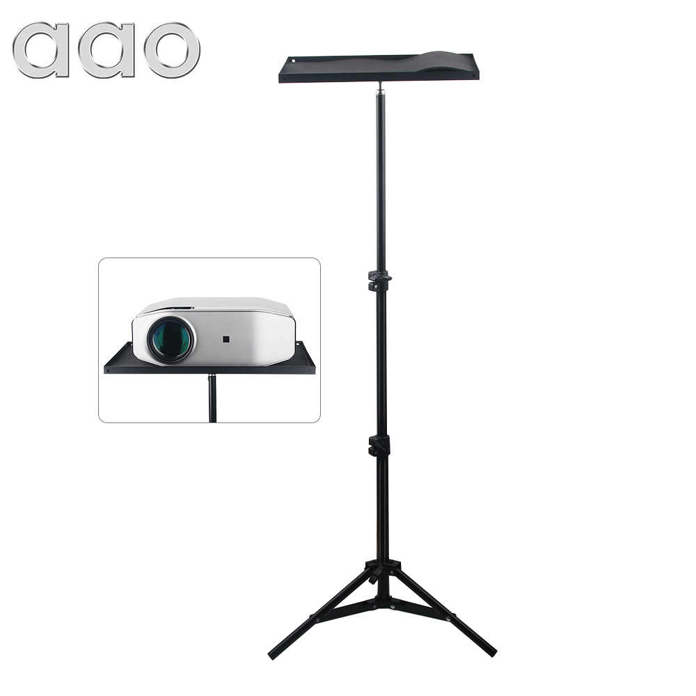 Aao 110Cm 160Cm Draagbare Projector Beugel YG600 YG620 YG420 Projector Statief Universele Stand Mount Laptop Projectie Beugel