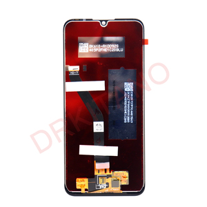 Image 4 - עבור HUAWEI Y6 2019 LCD תצוגת Y6 פרו 2019 Digitizer פנל מסך מגע עבור Huawei Y6 ראש 2019 תצוגה עם מסגרת MRD LX1f LX3