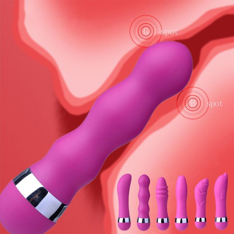 Erotic Accessorie Anal Plug Beads G-spot Vibrator Clitoris Stimulator Sex Toys For Woman Magic Wand AV Stick Vibrator Massager