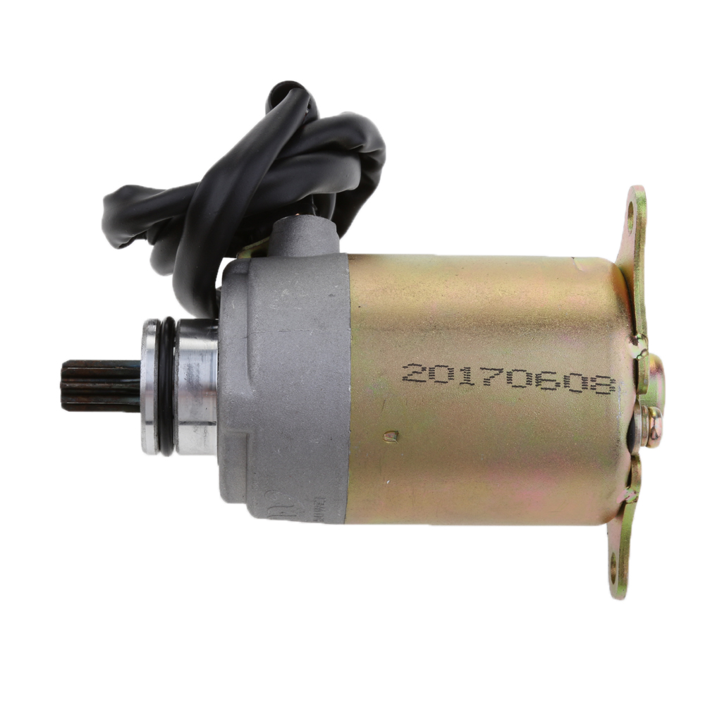 For GY6 125 150cc Go Cart ATV Scooter Moped Parts Scooter Starter