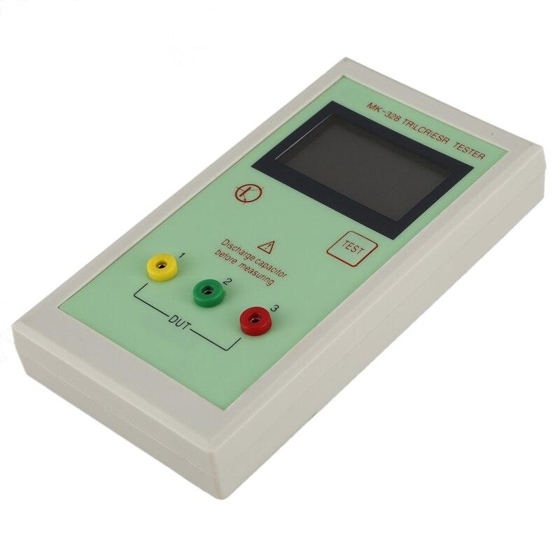 Aletler'ten Dirençölçerler'de MK 328 TR \ LCR \ ESR transistör LCR ESR Tester Cemiconductor cihazı analizörü title=