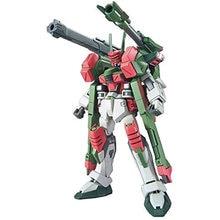 Figura de acción del Anime japonés Verde Buster Gundam GAT-X103AP HG 1/144, modelo de figura de acción, rompecabezas para niños, Robot ensamblado, juguetes coleccionables