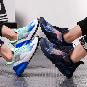 Image 3 - Jzzddown للجنسين ضوء ملون الوزن أحذية رياضية أحذية للنساء الرجال زوجين عشاق النساء تنفس Zapatos دي موهير أحذية رياضية