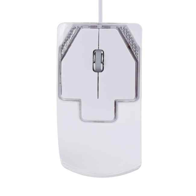1600 ديسيبل متوحد الخواص البصرية USB LED السلكية لعبة ماوس الفئران للكمبيوتر المحمول الكمبيوتر 3 أزرار ل ويندوز Xp ل ويندوز فيستا #20