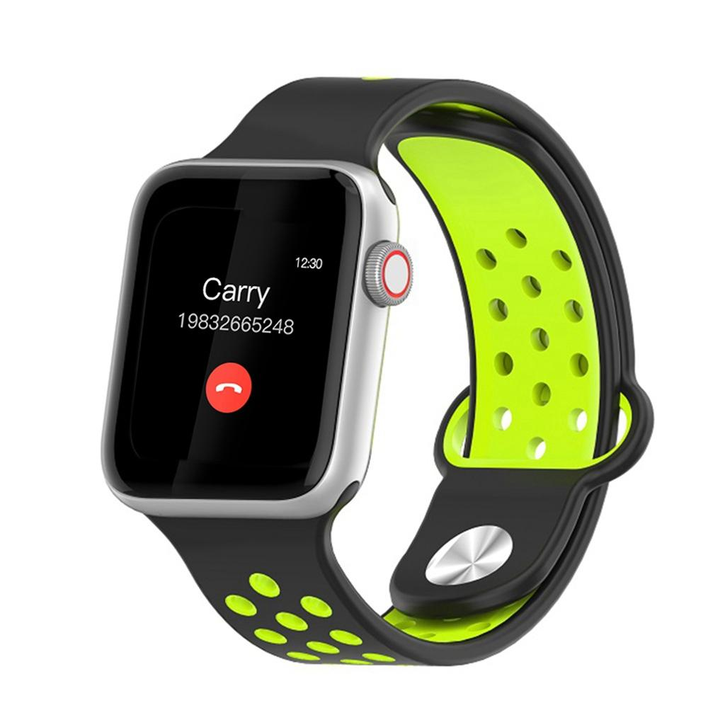 Femperna Newest 1.4inch Smart Watch Men For Apple Watch Android IOS Phone Heart Rate Blood Pressure Monitor Smartwatch Men Women