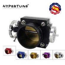 Hypertune-yeni gaz kelebeği gövdesi 70MM gaz kelebeği gövdesi performans INTAKE MANIFOLD kütük alüminyum yüksek akış HT6970