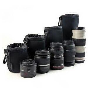 Image 5 - กล้อง Neoprene DSLR เลนส์สำหรับ Canon Nikon SONY S M L XL