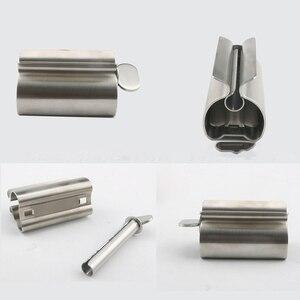 1 шт. тюбик соковыжималка зубная паста для ленивых диспенсер металлические инструменты для выдавливания краски для волос косметический выжиматель тюбика с краской отжимная трубка