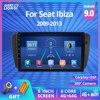 2DIN Android 9.0 araba radyo için koltuk Ibiza 6j 2009-2013 4G + 64G araba Multimidia Video oynatıcı GPS navigasyon hiçbir 2din Dvd OYNATICI