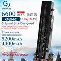 Аккумулятор для ноутбука 6600 мАч для Samsung R428 R468 NP300E NP300E5A NP300E5A NP300E5C NP300E4A NP300E4AH NP270E5E AA-PL9NC2B AA-PB9NC6B