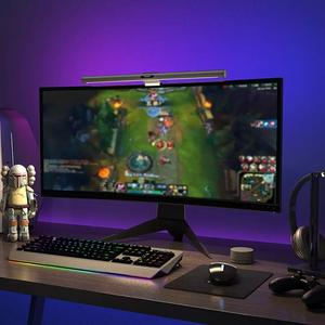 Image 4 - Yeelight مصباح مكتبي قابل للطي مع حماية للعين ، مصباح قراءة USB للكمبيوتر الشخصي ، مصباح معلق ، تحكم عن طريق تطبيق Mihome