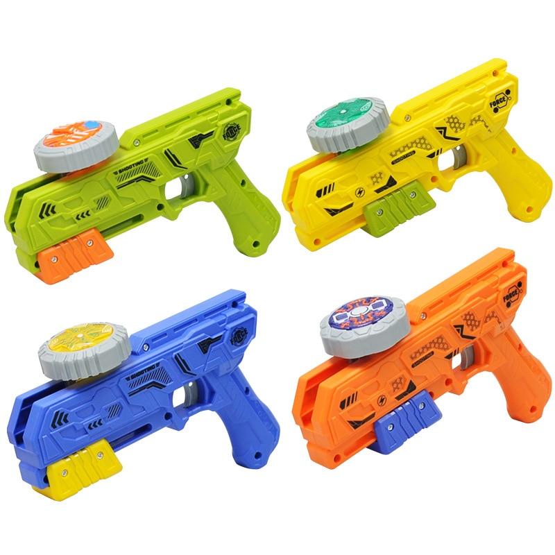 Интерактивная игрушка beyblade burst Арена, светящаяся вращающаяся игрушка, вращающийся гироскоп, пусковое устройство beyblade, битва, пистолет Beyblade, ...