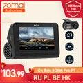 Предварительная продажа 70mai 4K A800S Dash Cam Автомобильный видеорегистратор 2021 умный видеорегистратор Встроенный GPS с ADAS UHD изображения SONY IMX415 140FOV...