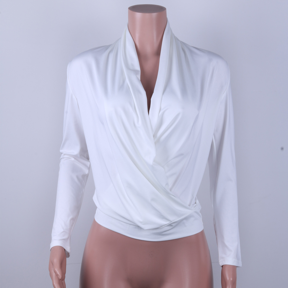 office ladies blouses white