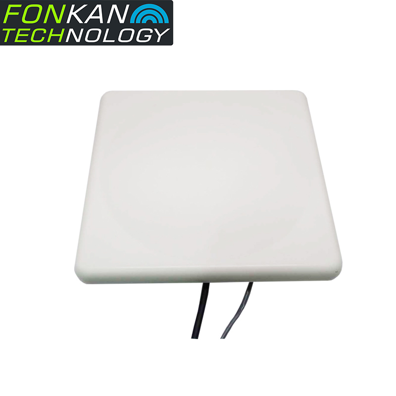 FONKAN R2000 Module Embedded 9dBi POE18M Antenna UHF RFID Integrated Reader 902-928MHZ