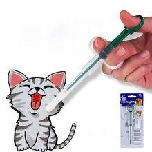 Кормушка для домашних животных Push-type, удобная модель для собак и кошек, Влажная и сухая кормушка для лекарств, универсальная жидкость в табл...