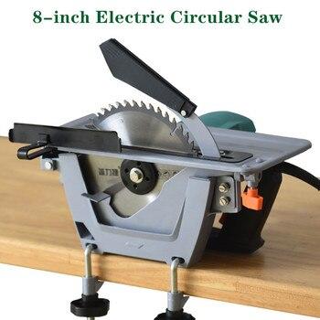 Гироборд с колесами 8 дюймов бытовой ручной деревообрабатывающая пила электрическая циркулярная пила обратный стол с электроприводом пила...