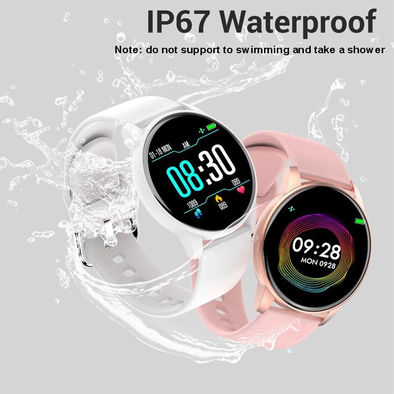 ZL01 Smart Watch Band Waterproof Ip67 Smartwatch Heart Rate Blood Pressure Oxygen Monitor Smart Watch Men Women Twitter Reminder