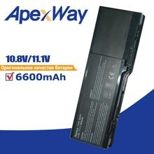 6600mAh סוללה עבור Dell Inspiron 1501 6400 E1505 Latitude 131L Vostro 1000 XU937 UD267 UD265 GD761 JN149 KD476 PD942 UD260