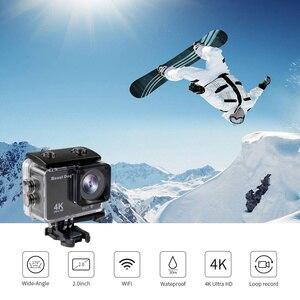 Image 3 - Mountdog 防水超 hd を内蔵した無線 lan 4 18k アクションカメラスポーツビデオ再コーディング水中アクションカム