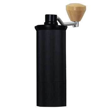 Stainless Steel Portable Manual Coffee Grinder Travel Portable Hand-Washing Italian Coffee Grinder