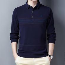 Ymwmhu 2020 осенние Брендовые мужские рубашки поло с длинным
