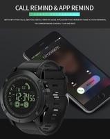 Sport Smart Horloge Robuuste Smartwatch 33-maand Standby-tijd 24h All-Weather Monitoring фитнес браслет смарт браслет akıllı saat