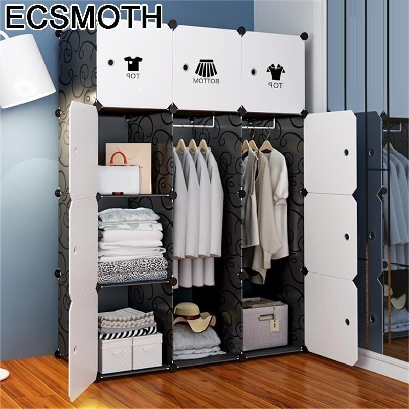 Casa Kleiderschrank Dresser For Bedroom Ropa Garderobe Armario Ropero Mobili font b Closet b font De