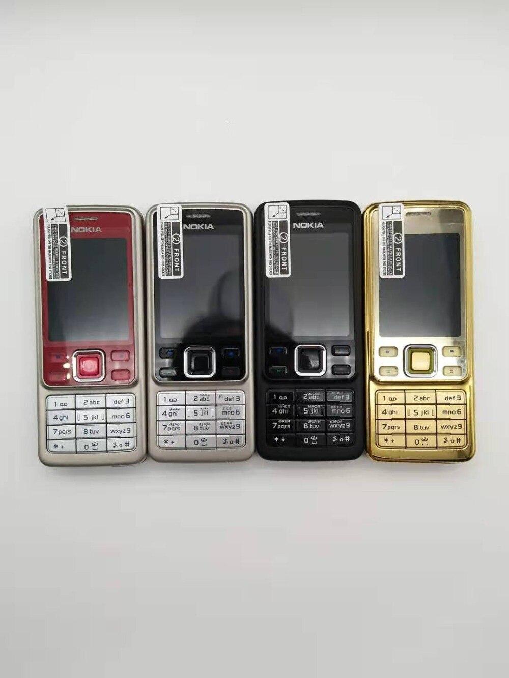 Горячая Распродажа~ разблокированный мобильный телефон Nokia 6300 разблокированный 6300 FM MP3 Bluetooth мобильный телефон один год гарантии