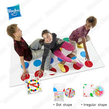 Outdoor Toys Twister-Game Interactive-Group-Toy Fun The-Body Adult Sports Children Hasbro