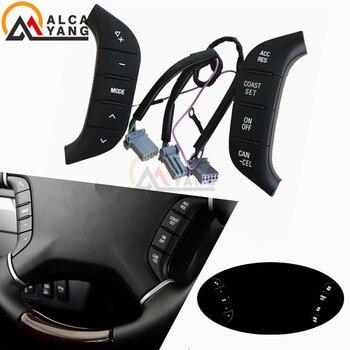 Malcayang рулевое колесо аудио переключатель управления 84250-PJL Для Mistubishi Toyota Pajero 2007-2019