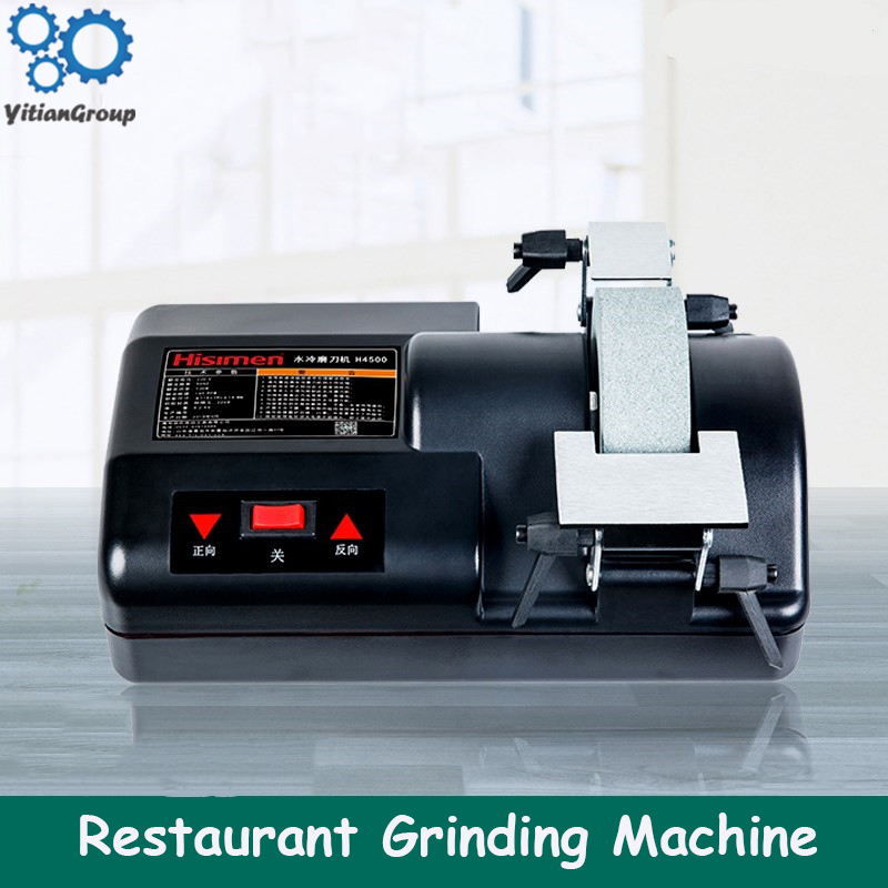 Sharpener Water-cooled Low-speed Knife Sharpener Household Grinding Wheel Knife Grinder Hotel Restaurant Knife Grinding Machine