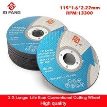 5 шт.-25 шт. 115 мм диски для болгарки шлифовальные круги для угловая шлифовальная машина колесо режущего диска клапаном шлифовальный диски угловой шлифовальный круг