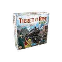 Days of Wonder Ticket to Ride Train Journey Board Game Party Table Games Card Games Europe