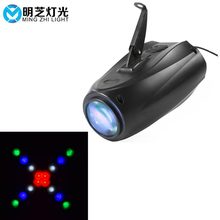 10w RGBW 64 led stage light Airship lights Small Moonflower effect Light disco dj KTV Club Party Show Lights
