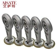 5pcs/Set Cylinder Piston Rod Connecting For BMW F01 F02 F04 F11 F11N Touring F07 GT Air Compressor Pump Repair Car Accessory