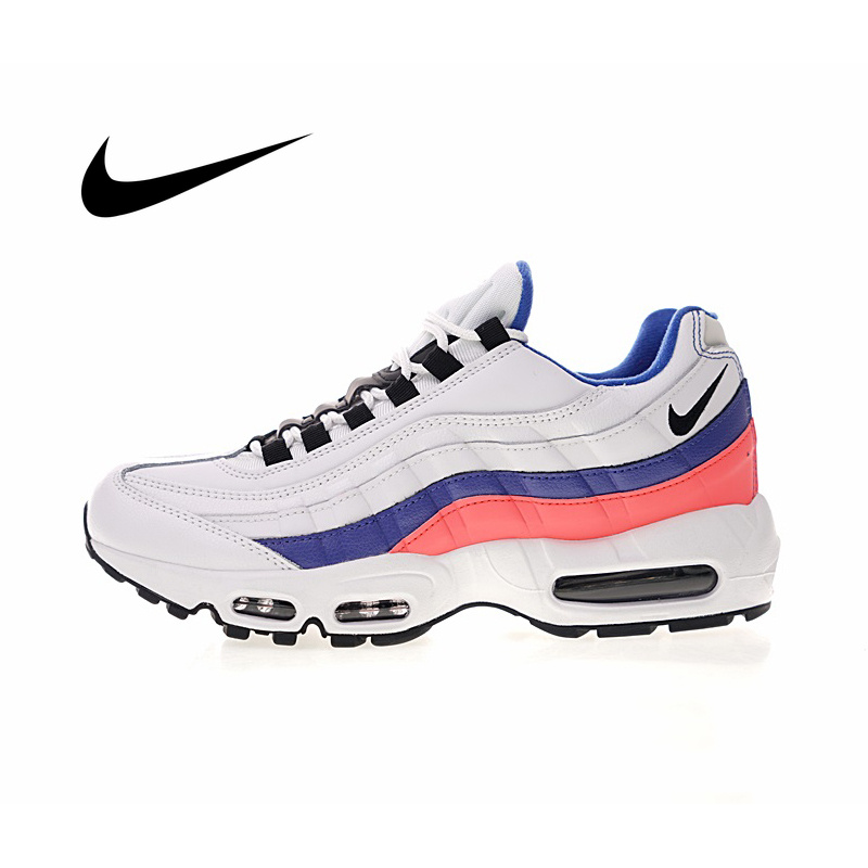US $75.6 55% OFF|NIKE AIR MAX 95 ESSENTIAL Men Running Shoes Outdoor Sports Shoes Trend Fashion Sneakers 749766 103 Original Authentic 2019 New on