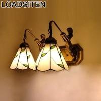 Aplique Blaker Vintage Lamp Loft Decor Trap Wandlamp Lampara De Pared Interieur Applique Murale Armatuur Muur Slaapkamer Licht