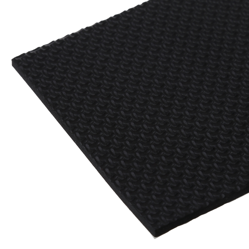 Best Self Adhesive Anti-Slip Furniture Pad Stopper Rubber Feet Floor Protector  E65B