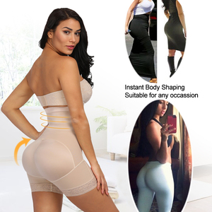 Image 3 - YUMDO High Waist Sexy Butt Lifter Women Control Panties Belly Recovery Compression Butt Lifter Slimming Underwear Postpartum