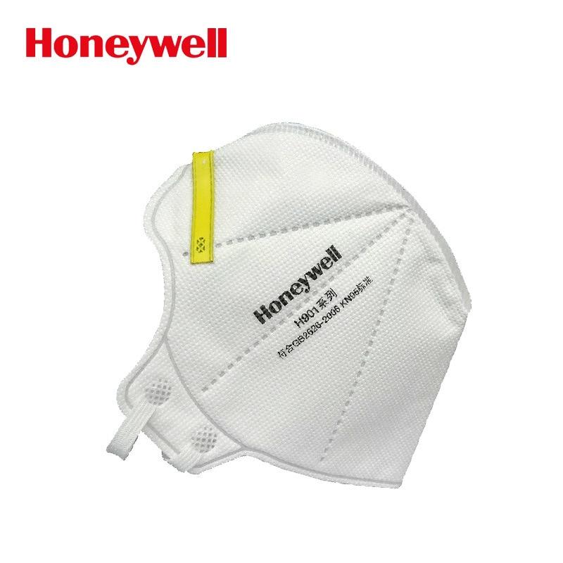 Wholesale Honeywell H901 Folding Face Mask KN90 Class Haze-resistant Mask Dustproof Anti-PM2.5 Face Mask