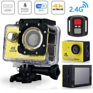 H9R Action Camera Ultra HD 4K