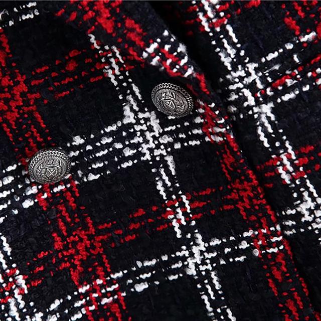 Women Fashion Long Sleeve V-neck Warm Loose Jackets